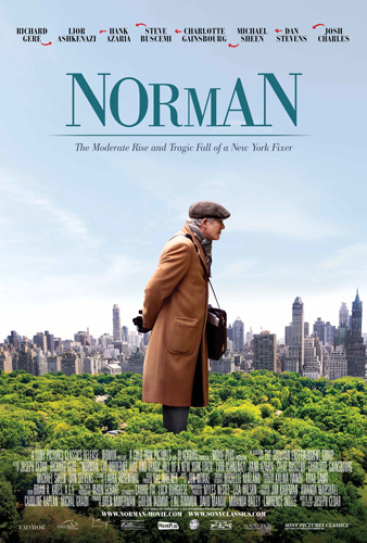 Norman Oppenheimer is a small time operator who befriends a young politician at a low point in his life. Three years later, when the politician becomes an influential world leader, Norman's life dramatically changes for better and worse. Starring: Richard Gere, Lior Ashkenazi, Michael Sheen Rated R Fri & Sat, May 12 & 13, 6:00 & 8:30pm Sun, May 14, 3:30 & 6:00pm  Tues, Wed & Thurs, May 16-18, 7:00pm