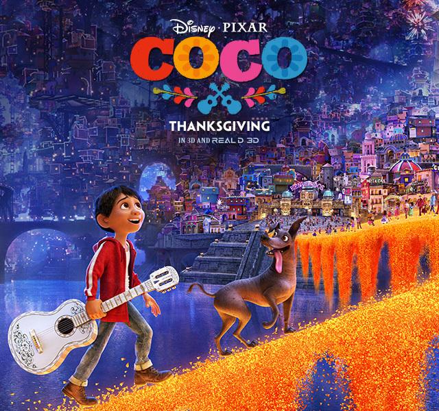pixar s coco 3d sebastiani theatre