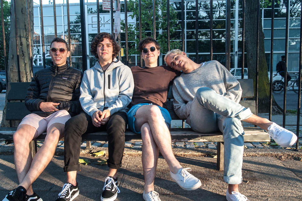 BadBadNotGood in New York