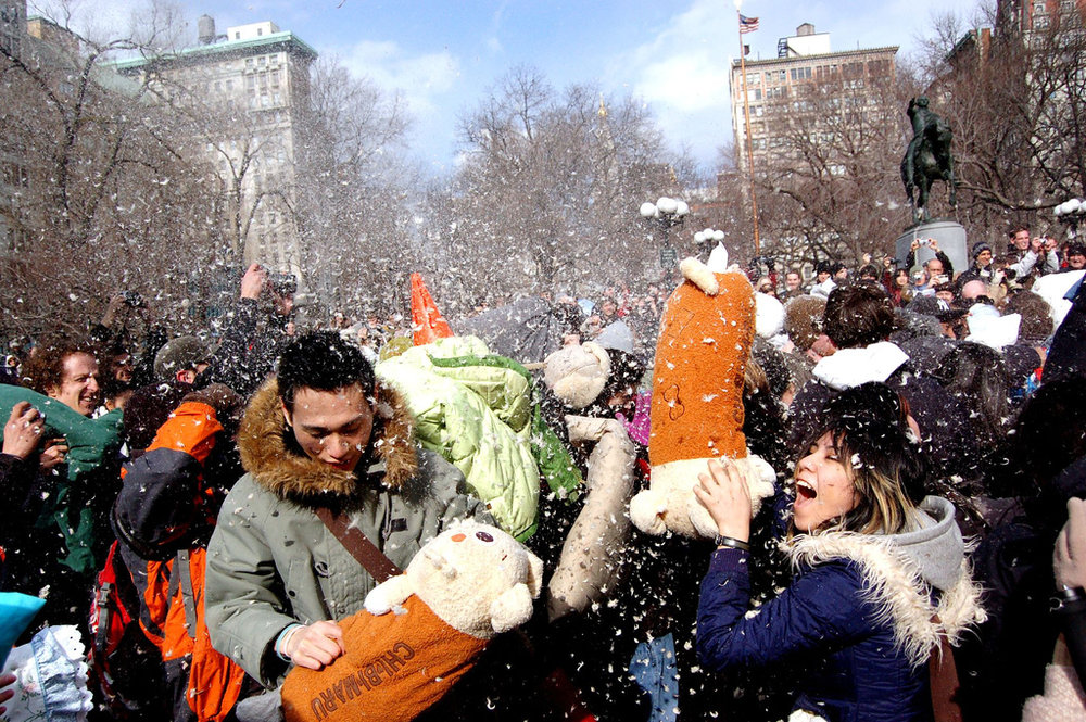 Pillowfight 2006