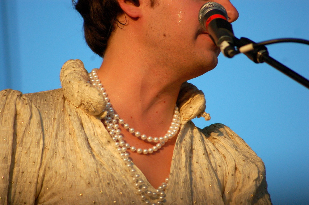 of Montreal at McCarren Park Pool