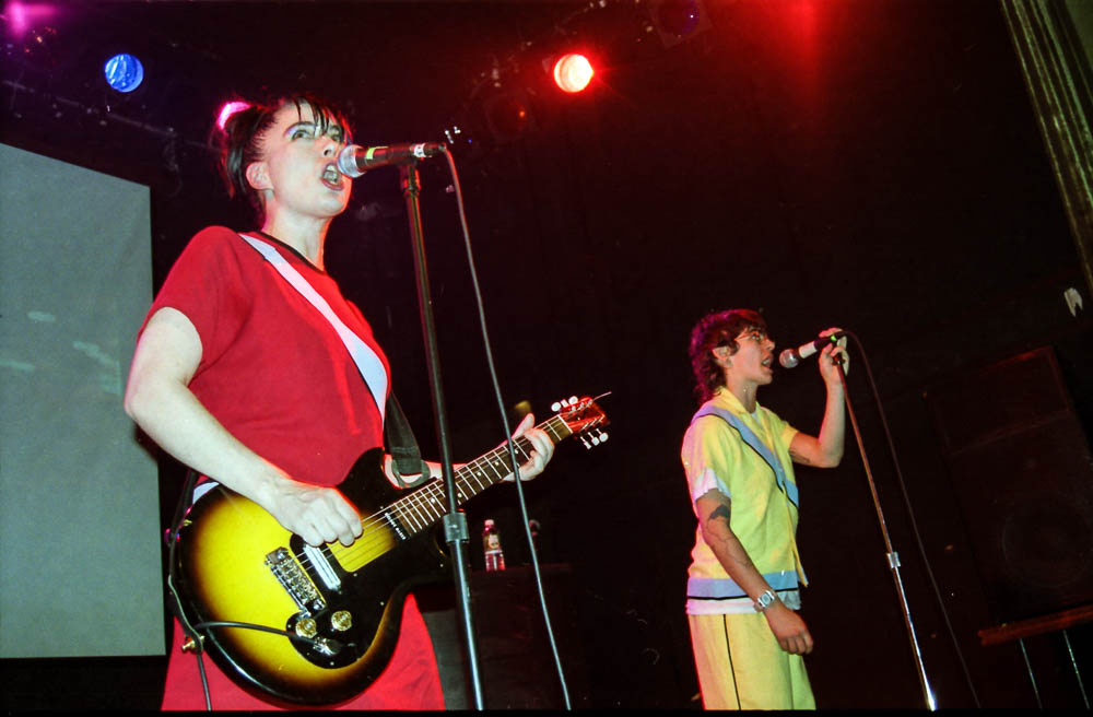 Le Tigre at Irving Plaza