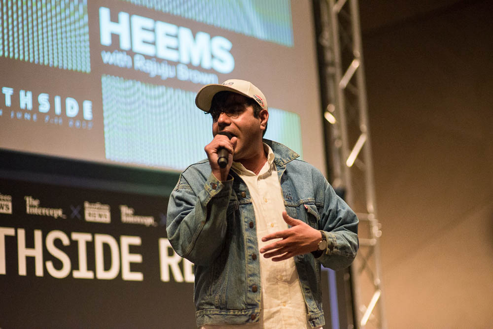 Heems at The William Vale