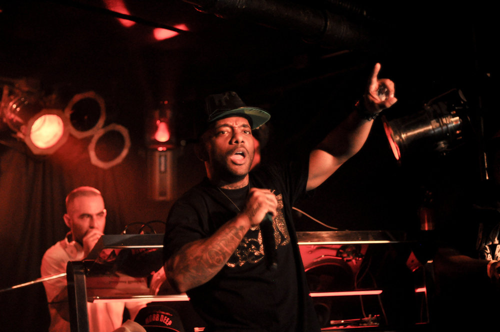 Prodigy of Mobb Deep at The Studio at Webster Hall