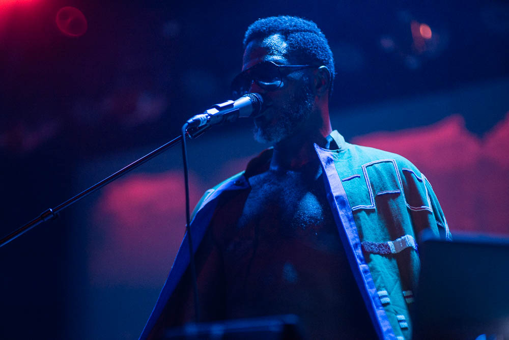 Shabazz Palaces at Warsaw