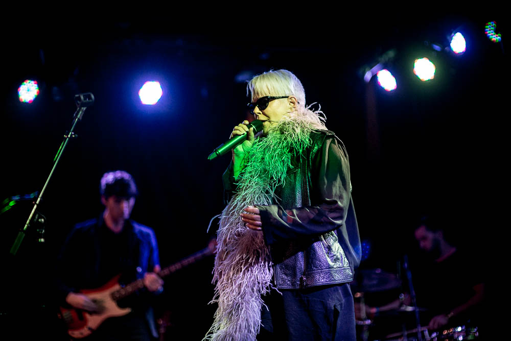 Cindy Wilson at Knitting Factory