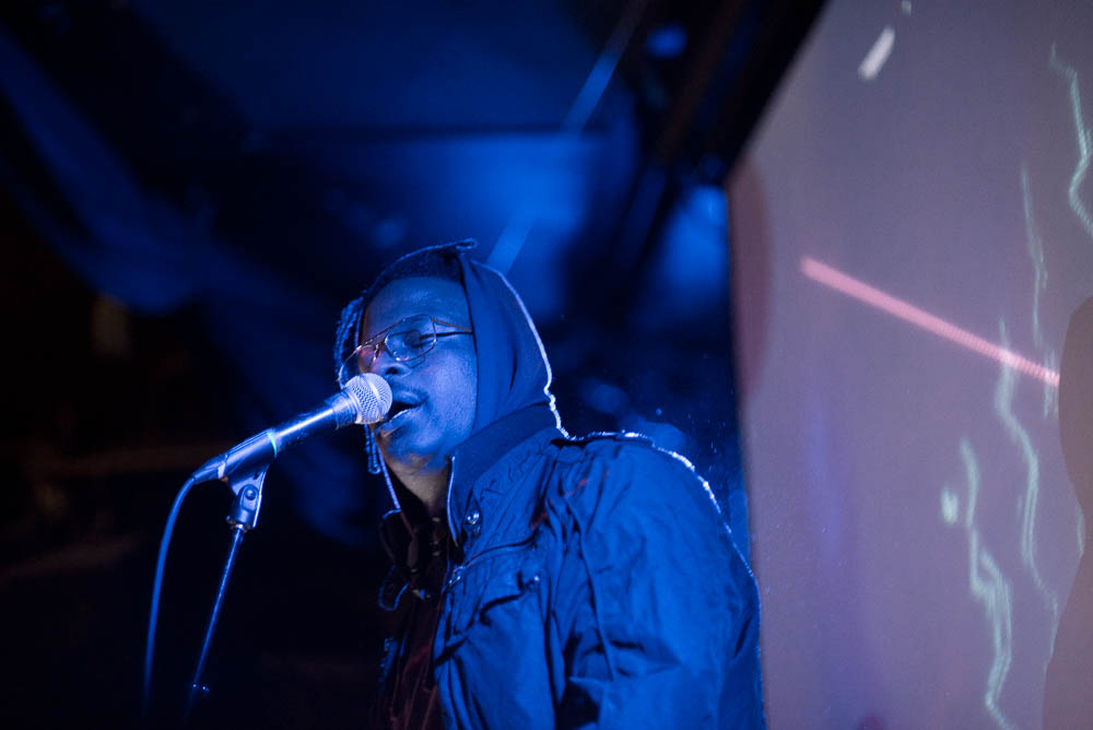 Open Mike Eagle at Knitting Factory