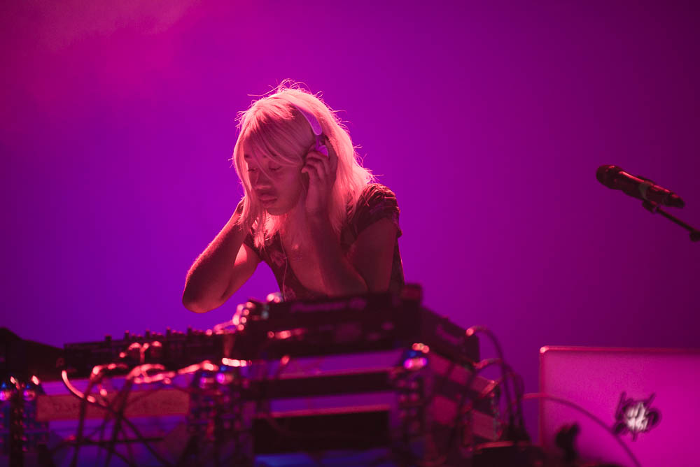 DJ Kitty Cash at Irving Plaza