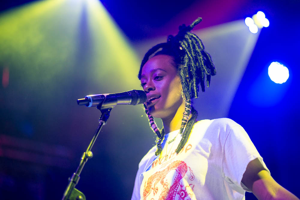 Kari Faux at Irving Plaza