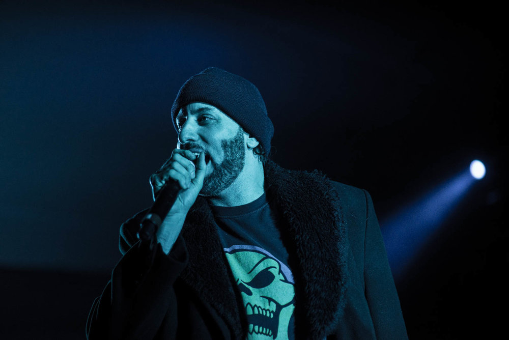 R.A. the Rugged Man at The Well