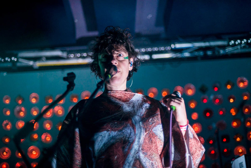 tUnE-yArDs at Baby's All Right