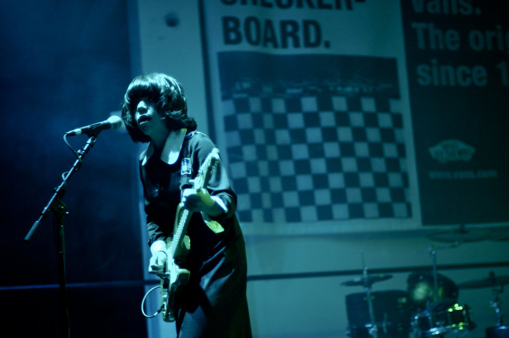 Marissa Paternoster of Screaming Females