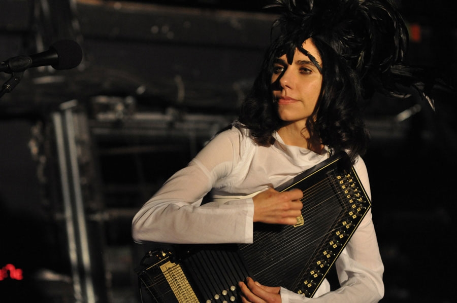 PJ Harvey at Terminal 5