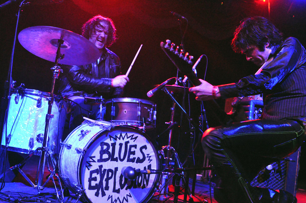 Jon Spencer Blues Explosion at Brooklyn Bowl