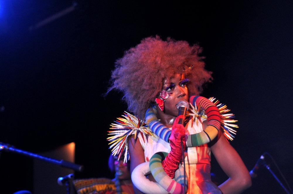 Ebony Bones at Bowery Ballroom