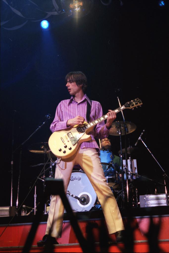 Weezer at Roseland Ballroom in New York, NY