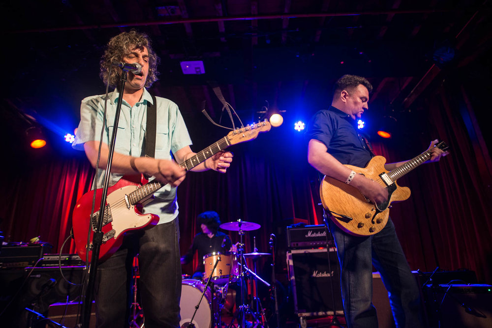 The Piggies at The Bell House on November 16, 2017.