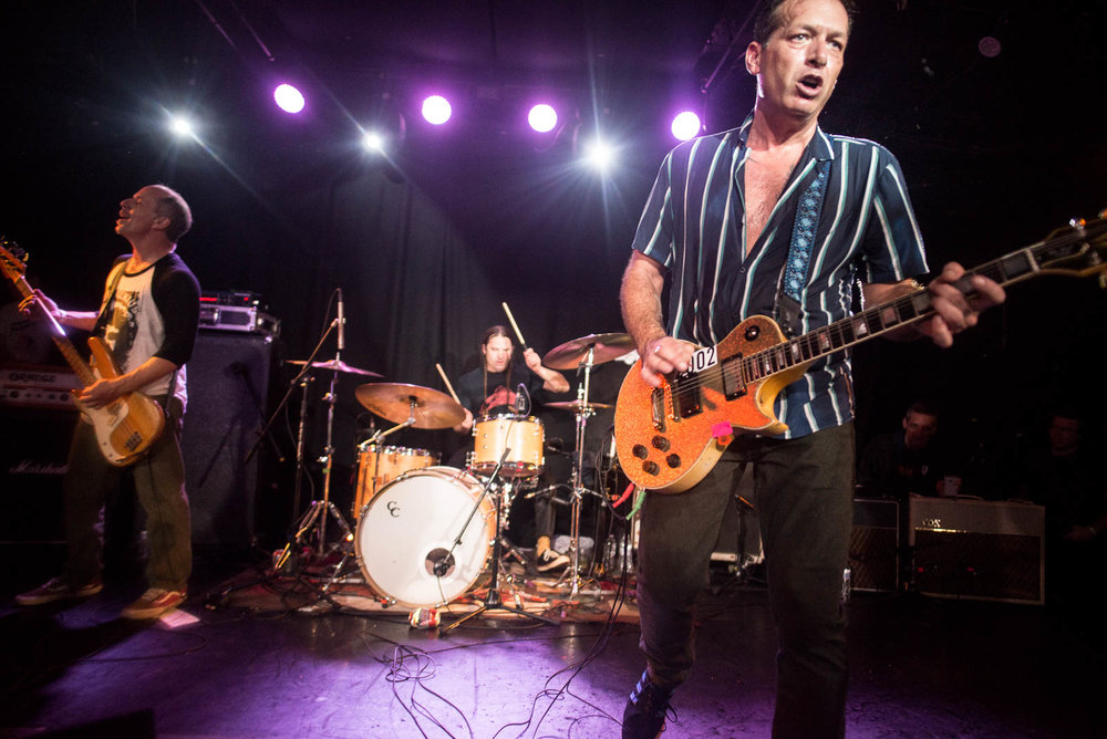Hot Snakes at Underground Arts