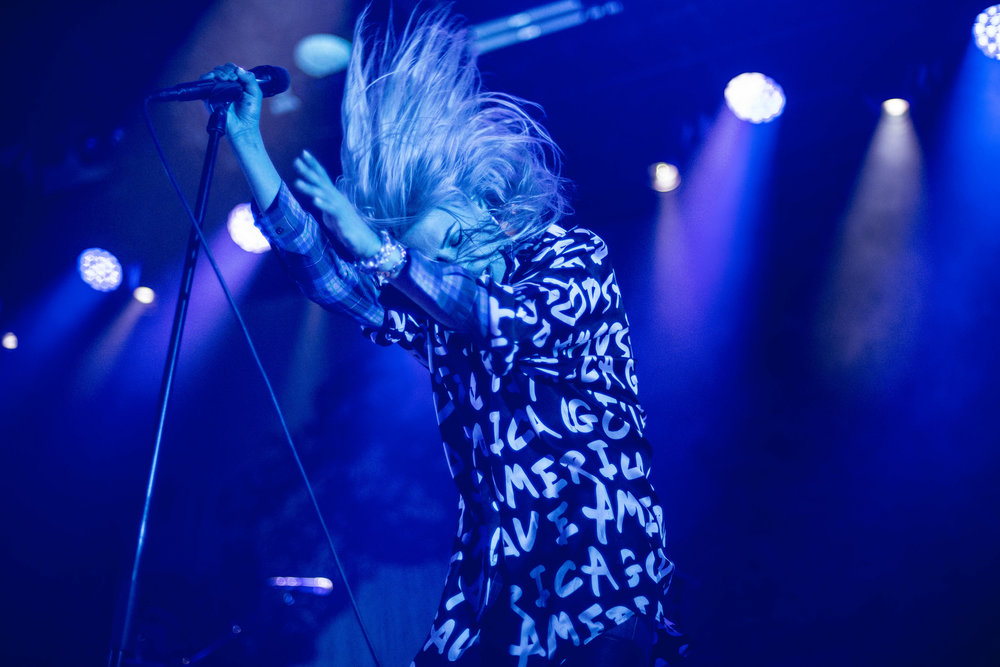 The Kills at Brooklyn Steel (July 2017)