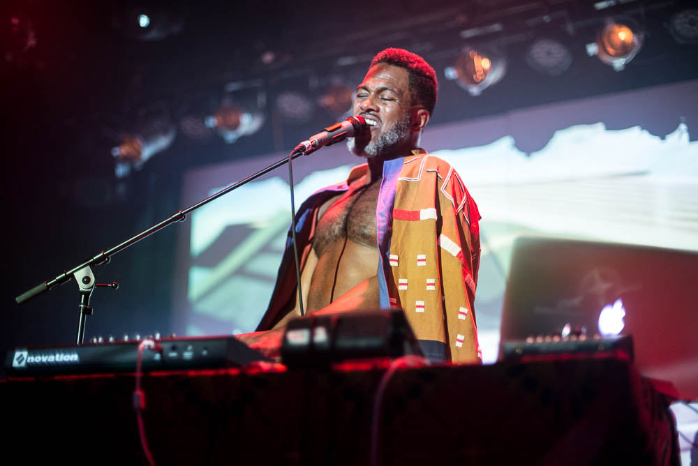 Shabazz Palaces at Warsaw (September 2017)