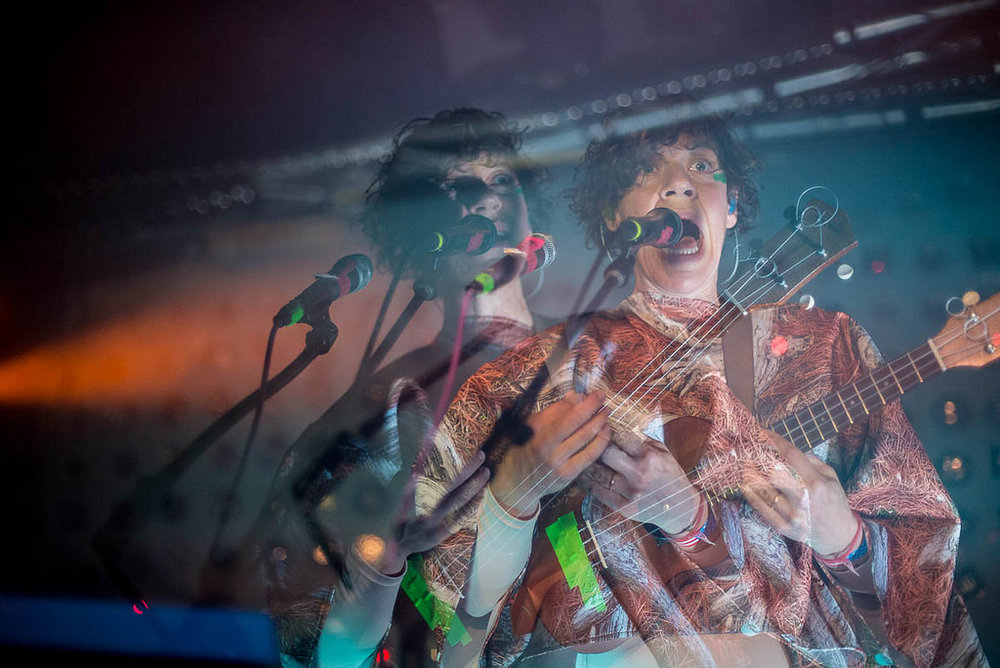 tUnE-yArDs at Baby's All Right (November 2017)