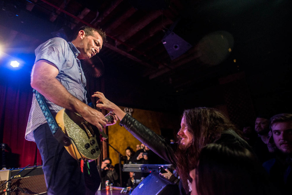 Hot Snakes at The Bell House (November 2017)
