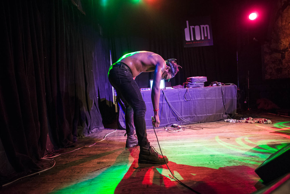 JPEGMAFIA at Drom