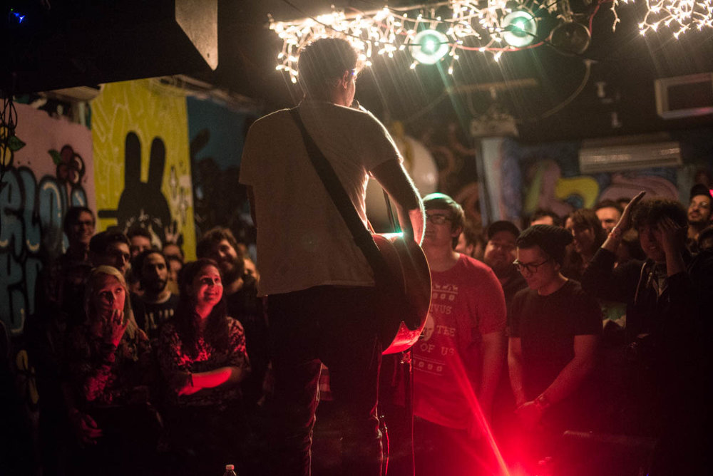 Jeff Rosenstock at Silent Barn