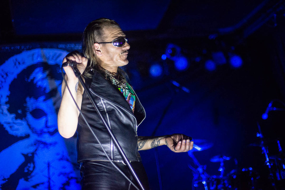 My Life With the Thrill Kill Kult at Knitting Factory