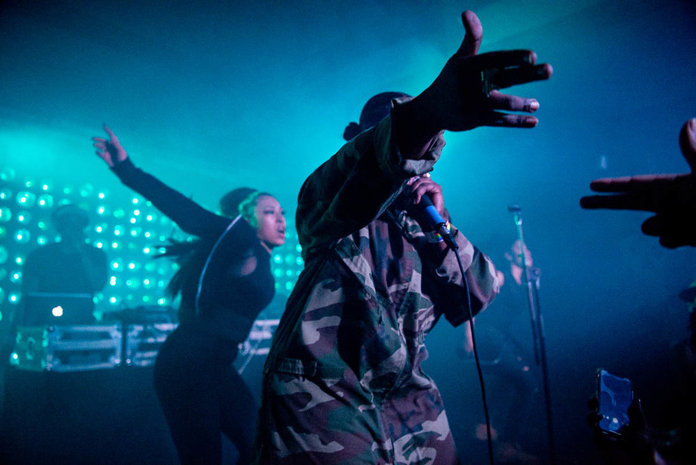 Leikeli47 at Baby's All Right