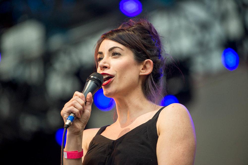 Talia Schlanger of NPR