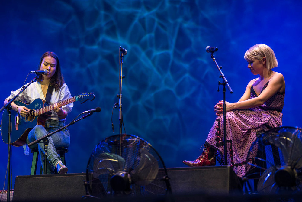Mitski and Carly Rae Jepsen