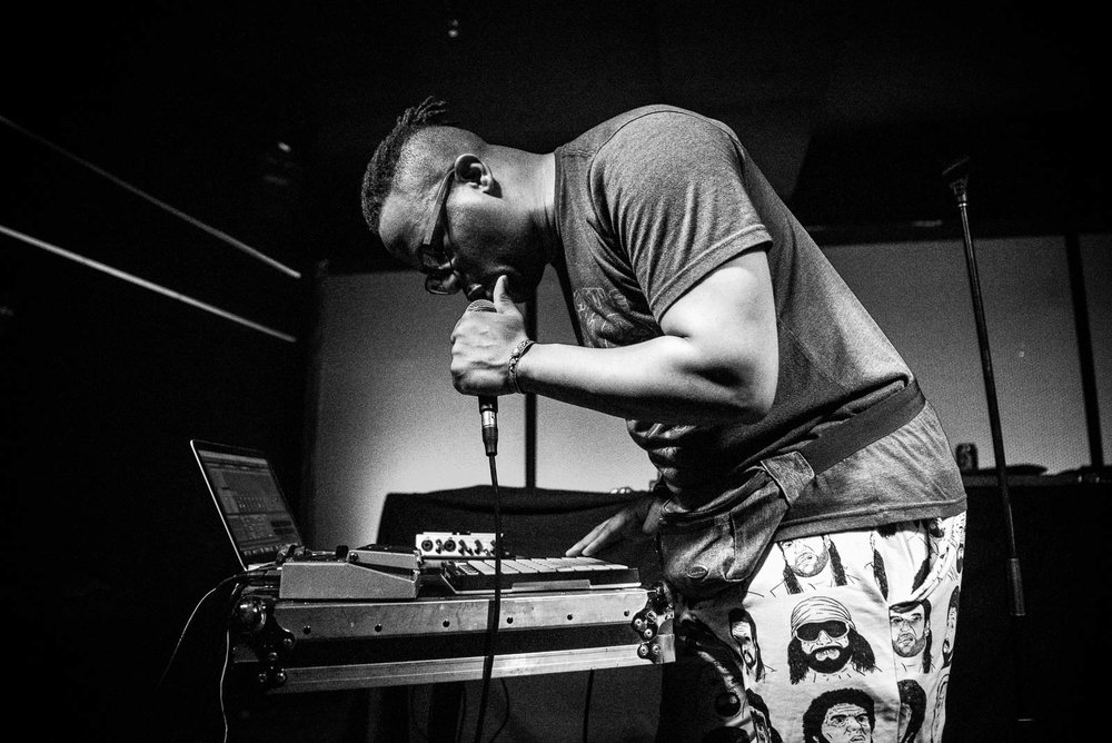 Open Mike Eagle at Elsewhere