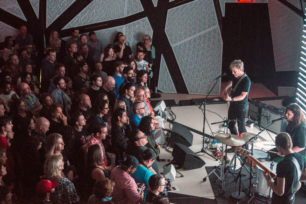 Low at National Sawdust on Friday, September 23, 2018.