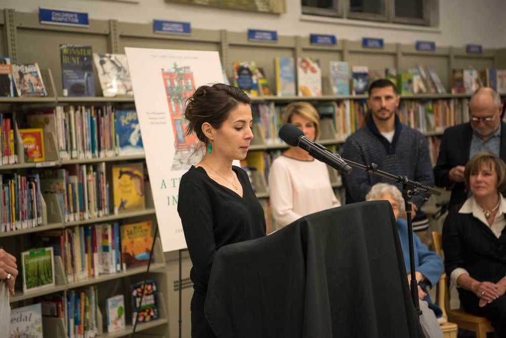 Jennifer Civiletto, Senior Publishing Manager at HarperCollins