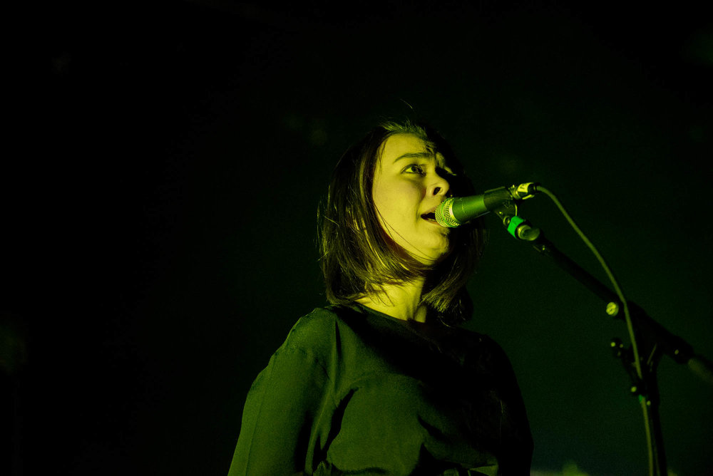 Mitski at Brooklyn Steel on Saturday, December 1, 2018.