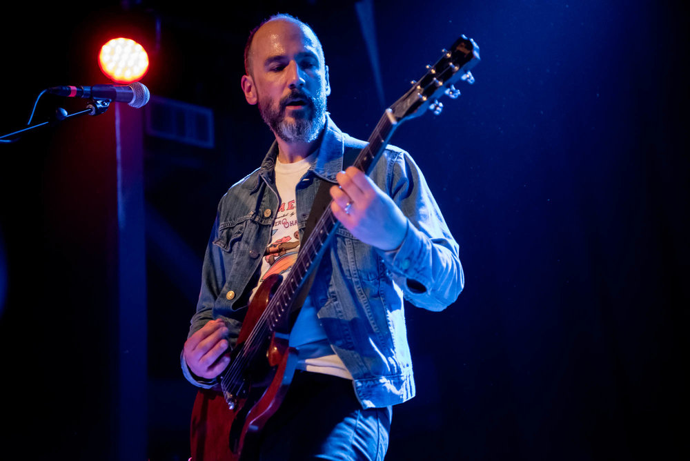 Les Savy Fav at Elsewhere