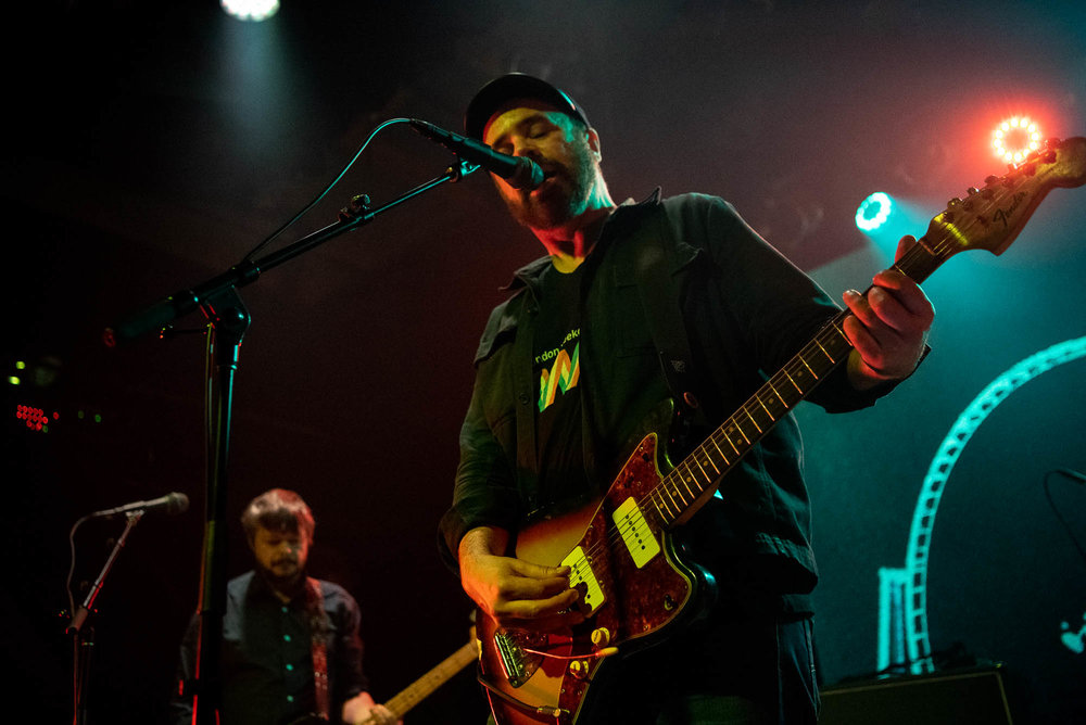 Swervedriver at Warsaw on Friday, March 29, 2019.