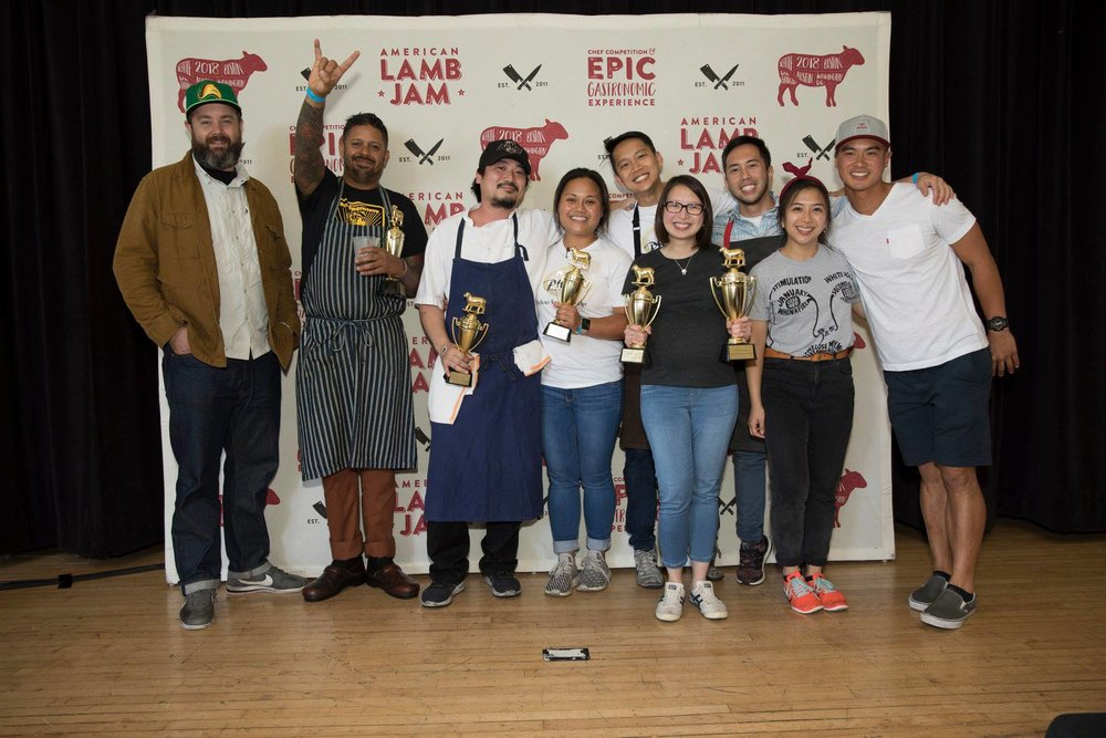 Mercury News-SF Lamb Jam Winner 2018