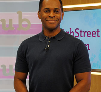 Andi Peters  Presenter