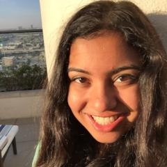 Gayatri Sanku, Public Health View my research project