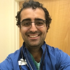 Gabriel Anzueto, Pediatrics Read my bio