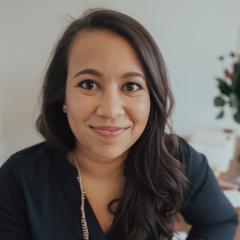 Elizabeth Moscoso, Social Work  Read my bio   View my final project