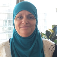 Abla Gharib, Self-Advocacy  Read my bio   View my final project