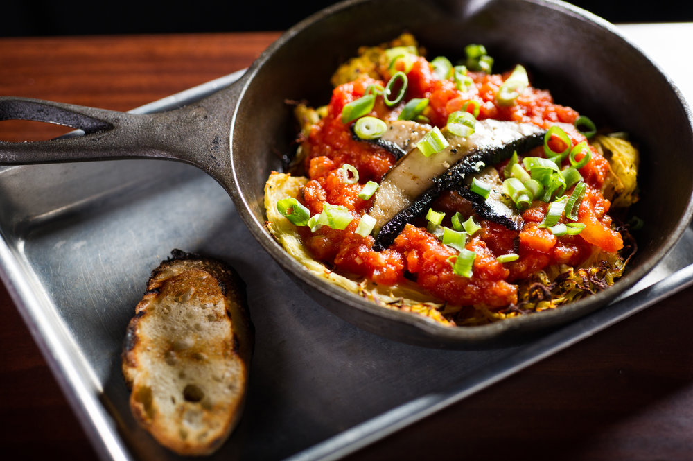 Spaghetti Squash Pomodoro