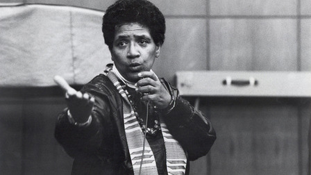 Audre Lorde. Photo Credit: bust.com