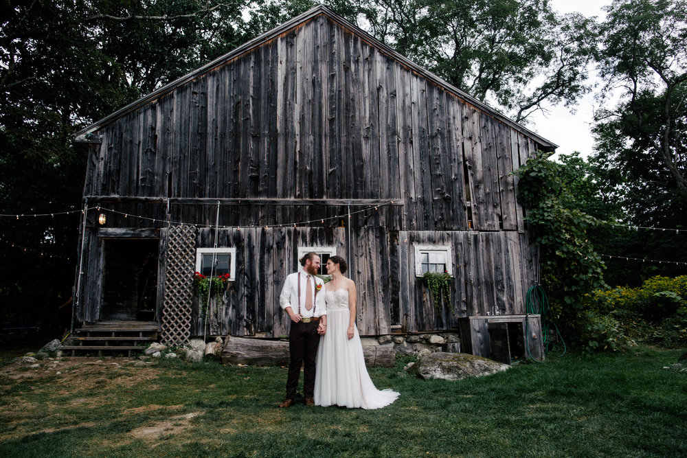 Photo by Liz Deleo from our wedding on the property in 2016! This place is dear to hearts in so many ways...