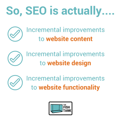 New definition of SEO