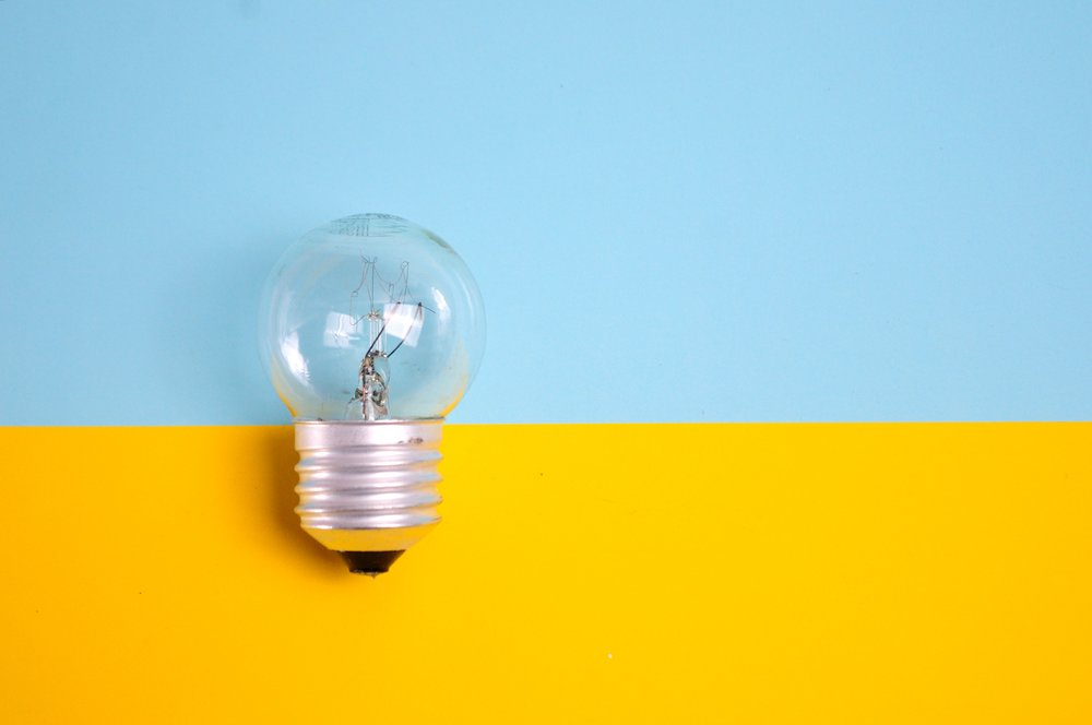 The IDEA Stage: for all the lightbulb moments in your life!
