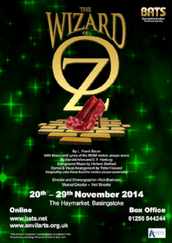 The Wizard of Oz - Nov 2014